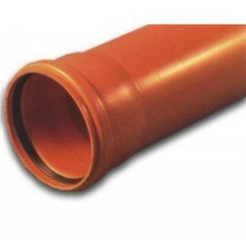 Труба для наружной канализации ПВХ