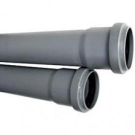 Труба для внутренней канализации ПВХ 110x2.2