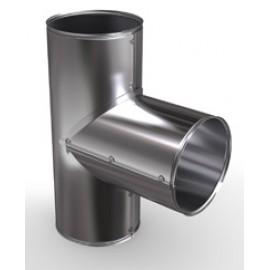 Оболочка на тройник Energopack сталь оцинкованная 0,5 мм