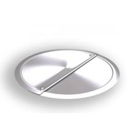 Заглушка торцевая оцинкованная сталь 0,5 мм
